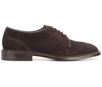 'Robert' Derby-Wildlederschuhe