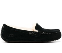 Loafer mit Shearling-Futter