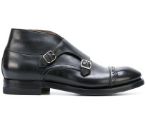 Mittelhohe Monk-Schuhe