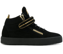 'Mike' High-Top-Sneakers