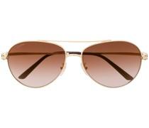 'Panthère de Cartier' Pilotenbrille