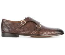 - Loafer mit Schnallen - men - Leder - 43