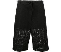 Lange Shorts - women - Baumwolle/Nylon - S