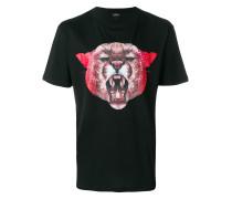 T-Shirt mit graischem Print