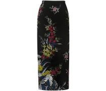 Camden floral print skirt