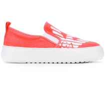 'New Master' Sneakers - women - Tactel/rubber