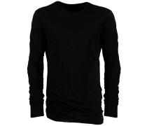 Drapiertes T-Shirt