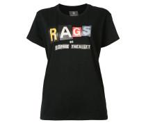 T-Shirt mit Logo-Print - women - Baumwolle