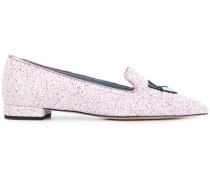 'Logomania' Loafers