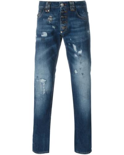 philipp plein herren 39 do this 39 jeans reduziert. Black Bedroom Furniture Sets. Home Design Ideas
