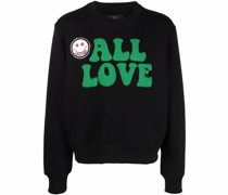 x A Love Moment All Love Sweatshirt