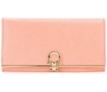 Gancio flap wallet