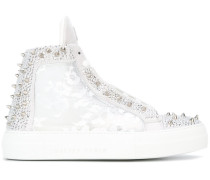 'Angry' High-Top-Sneakers - women