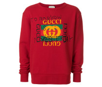 Coco Capitán logo sweatshirt