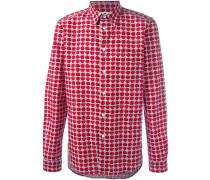 'Mini Rose' print shirt