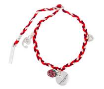 'MJ' Makramee-Armband