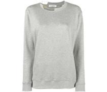 Sweatshirt mit Kettendetail