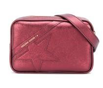 Star metallic belt bag