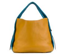 Zweifarbige 'Hobo' Handtasche