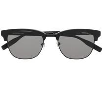 Sonnenbrille mit D-Gestell