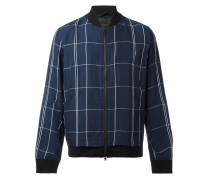 'Maxi Check' Bomberjacke - men