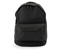 geometric design backpack