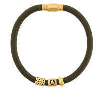'The Code' Lederarmband