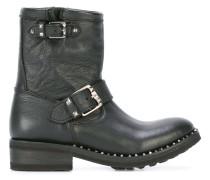 - 'Destroyer' Stiefel - women - Leder/rubber - 36