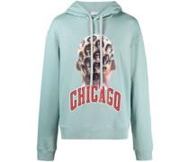 """Hoodie mit """"Chicago""""-Print"""