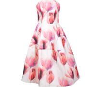 Florales Abendkleid mit floralem Muster