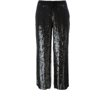 P.A.R.O.S.H. sequin embellished pants