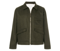 lightweight pocket jacket
