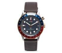 Waterbury Traditional GMT 39mm