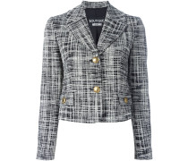 scratchy print jacket