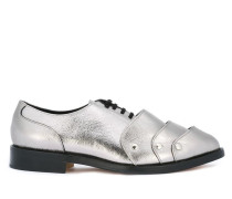 Gestufte Derby-Schuhe