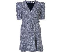 'Evelyn' Kleid mit Blumen-Print