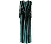 vneck gown