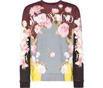 VAL FLORAL CRW SWT MLTI