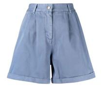 Iris Shorts mit Bundfalten