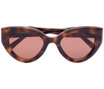'Havana' Sonnenbrille in Schildpattoptik