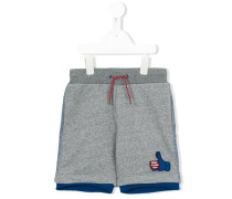 Shorts mit Kordelzug - kids - Baumwolle - 2 J.