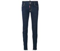 Mittelhohe 'Twiggy' Jeans