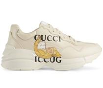 x Bananya Rhyton Sneakers