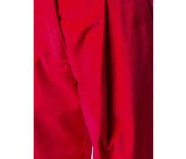 Taillenhose mit geradem Bein