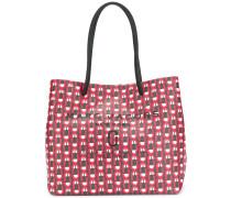 Scream logo shopper bag