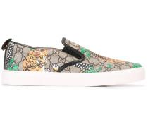 "Slip-On-Sneakers mit ""GG Bengal""-Print"