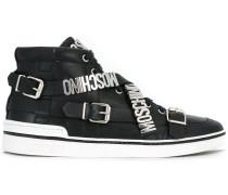 HighTopSneakers fit LogoSchild