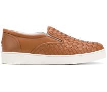 Intrecciato sneakers