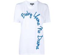 Llama Drama T-Shirt - women - Baumwolle/Modal
