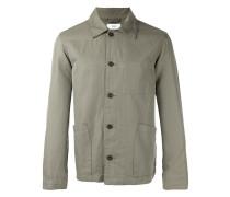 Hemdjacke mit aufgesetzten Taschen - men